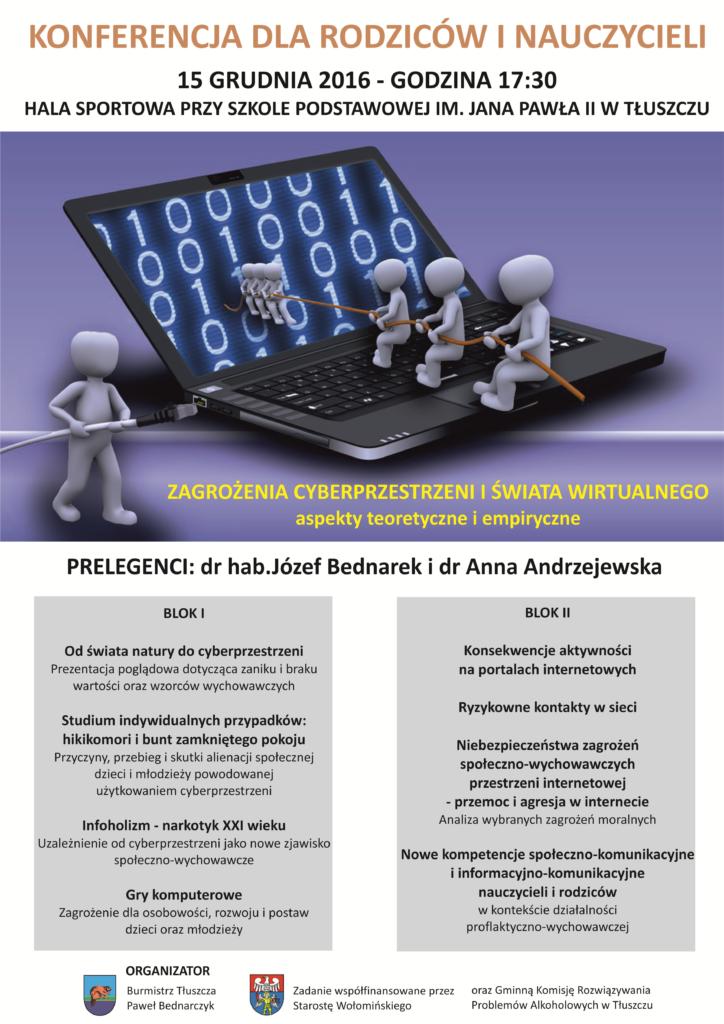 plakat-konferencja-zagro-enia-cyberprzestrzeni